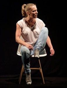 Andréa Bescond dans «Les Chatouilles ou la Danse de la Colère»