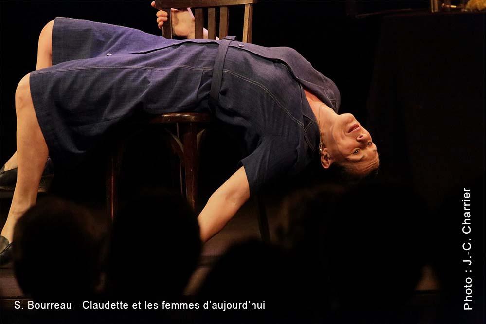 S. Bourreau - Claudette et les Femmes d'aujourd'hui