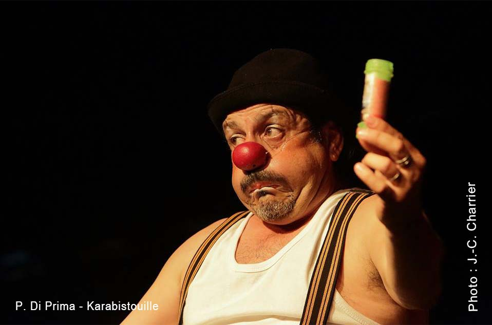 Pierre Di Prima - Karabistouille-