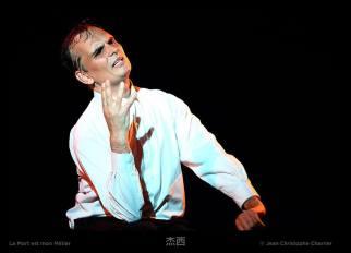 Franck Mercadal dans La mort est mon métier