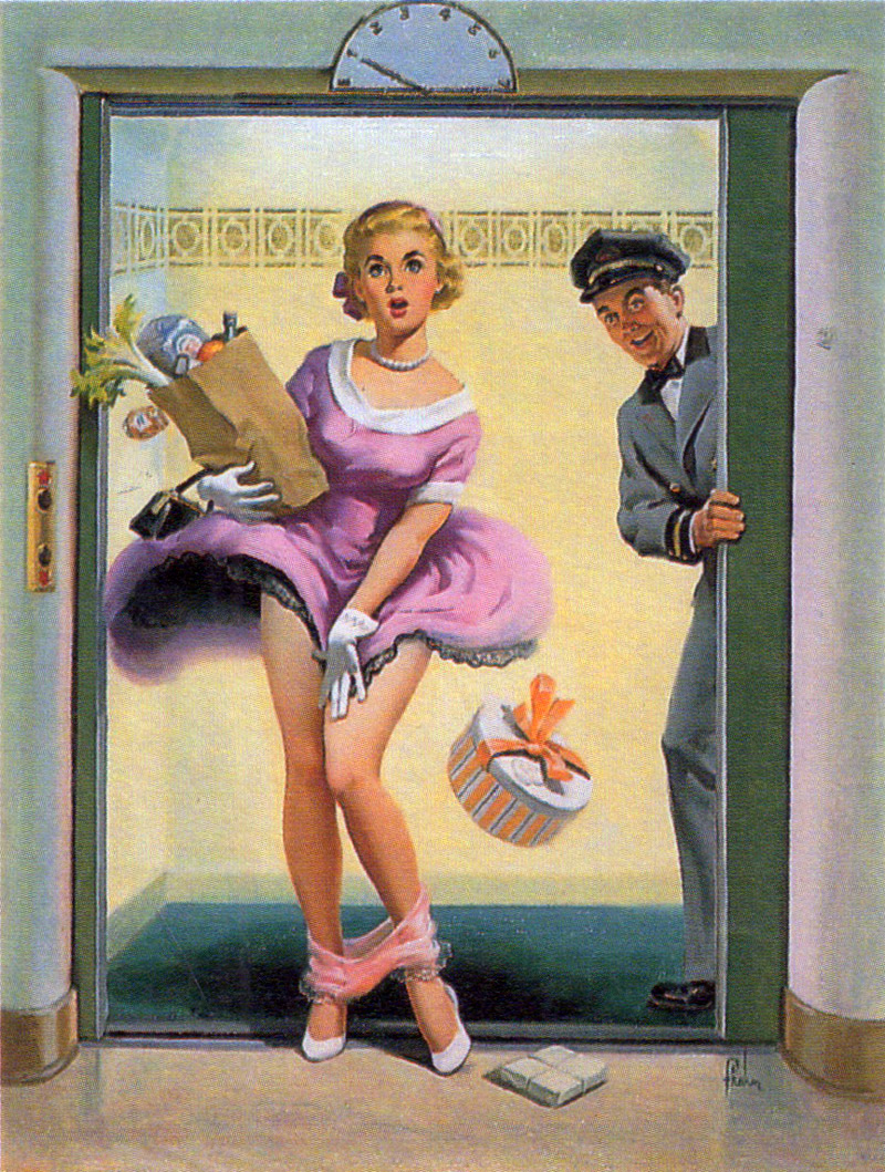 Dream About Wallpaper Falling Off Lileks James The Institute The Art Of Art Frahm