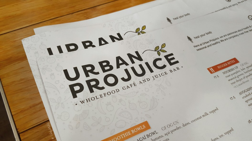 Vegetarian Heaven At Urban Projuice