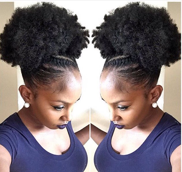 Cute Hairstyles For Type 4 Natural Hair Lil Fro S Blog