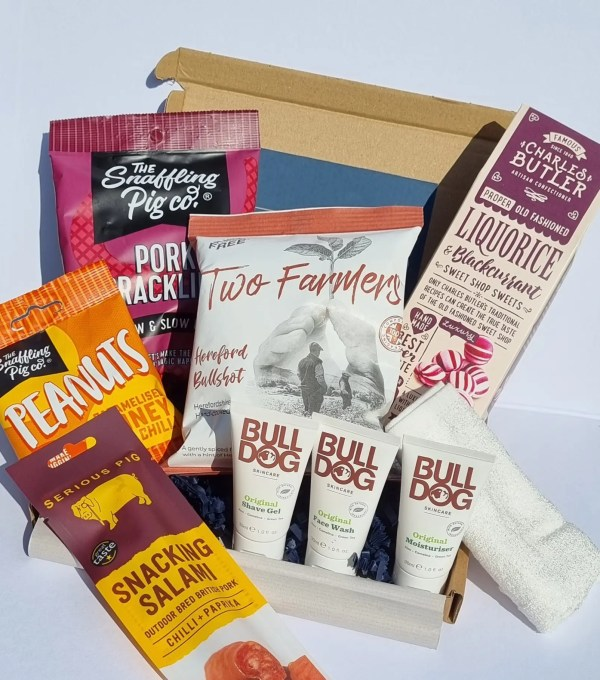 Fathers day hamper