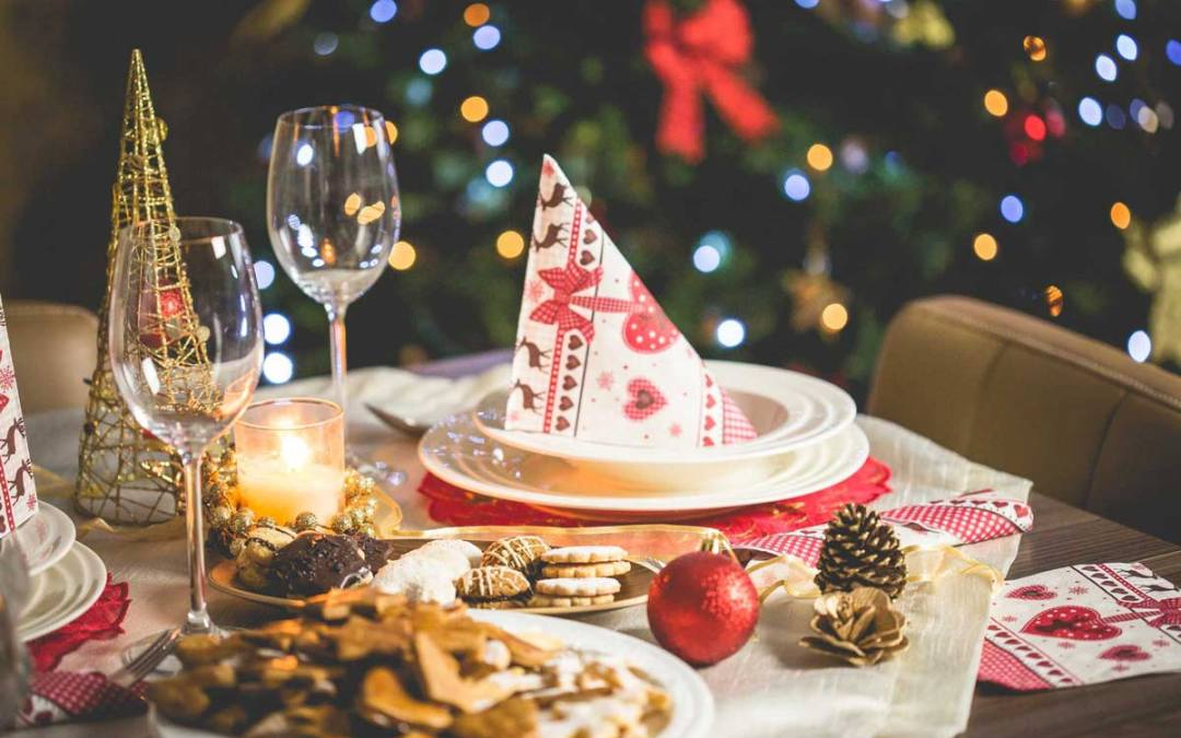 Christmas dinner: a survivor guide