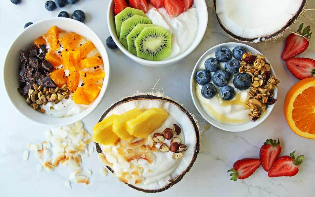 Parfait, the perfect recipe for a healthy breakfast