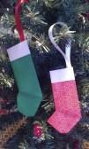 Origami Stockings