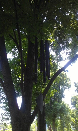 Giant Wind Chime