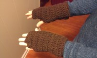 Custom Wrist Warmers