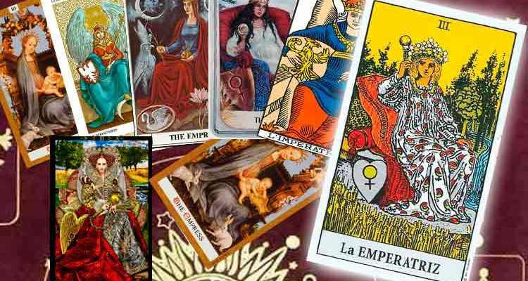 La Emperatriz en el Tarot – Arcano III
