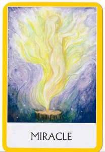 Oráculo de los Chakras - Miracle - Milagro