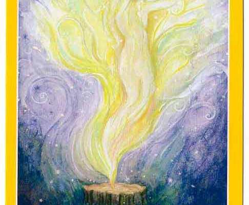 Oráculo de los Chakras – Miracle – Milagro