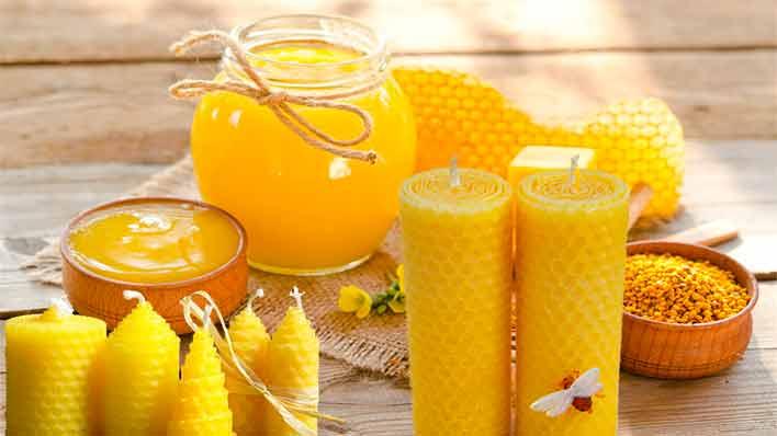Vela de miel del día 11 de cada mes para atraer prosperidad y abundancia