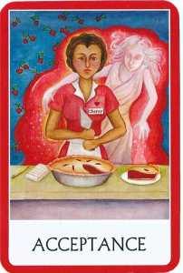 Oráculo de los Chakras - Acceptance - Aceptación