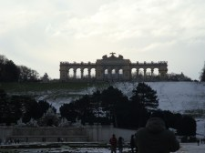Check out the pond at the top of the hill behind Schönbrunn. It'll be worth it.