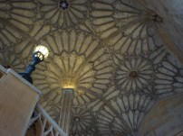 Ceiling of Christ Church Cathedral, Oxford