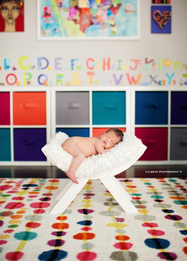 Newborn Playroom