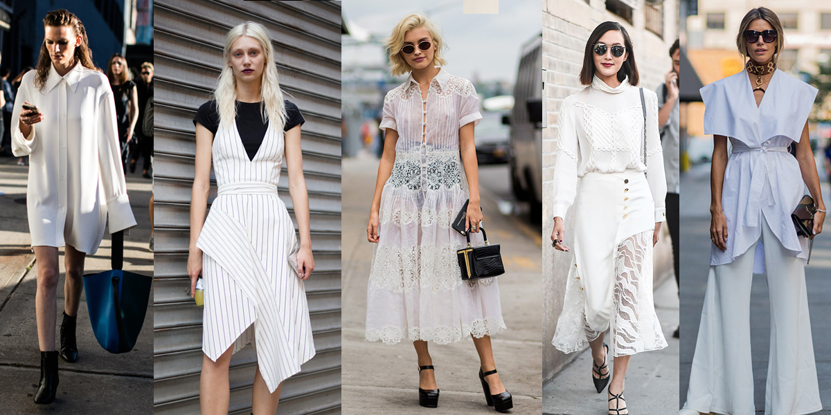 Nyfw 2017 Best Street Style Trends Fashion Inspirations