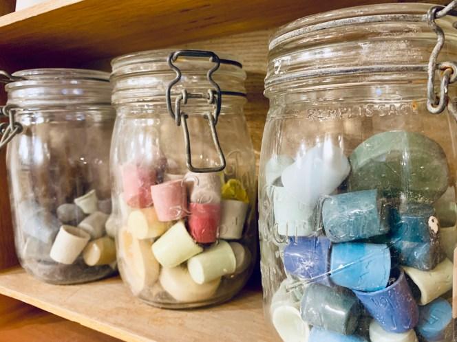 essai-couleur-atelier-ceramiste-potier-lilideambule