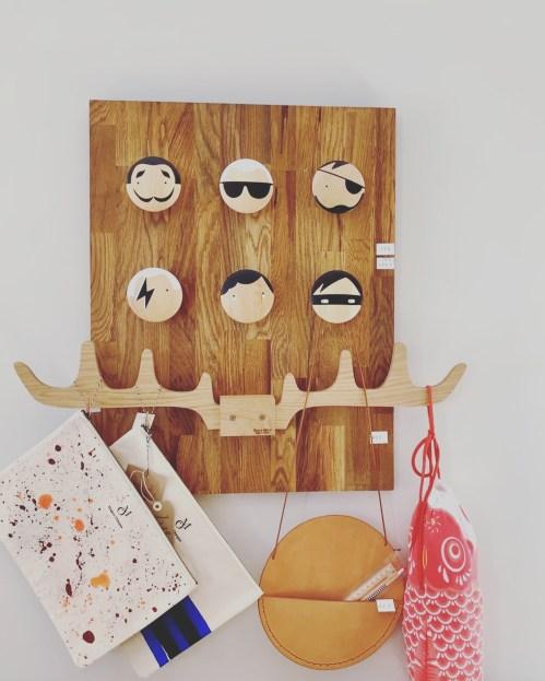 Accessoires bois Déco