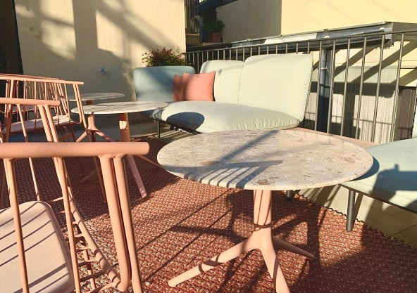 Terraza eme mobilier jardin