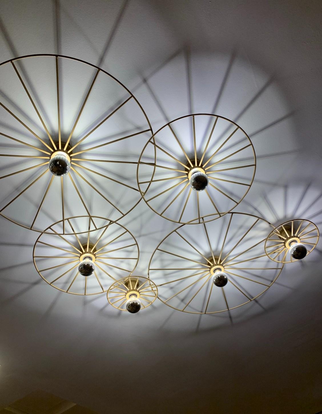luminaire plafond deco