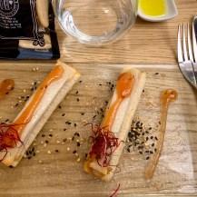 plat chef gastronomique seville