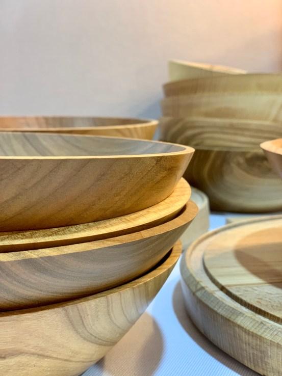 saladier bois Atelier Art Boisé