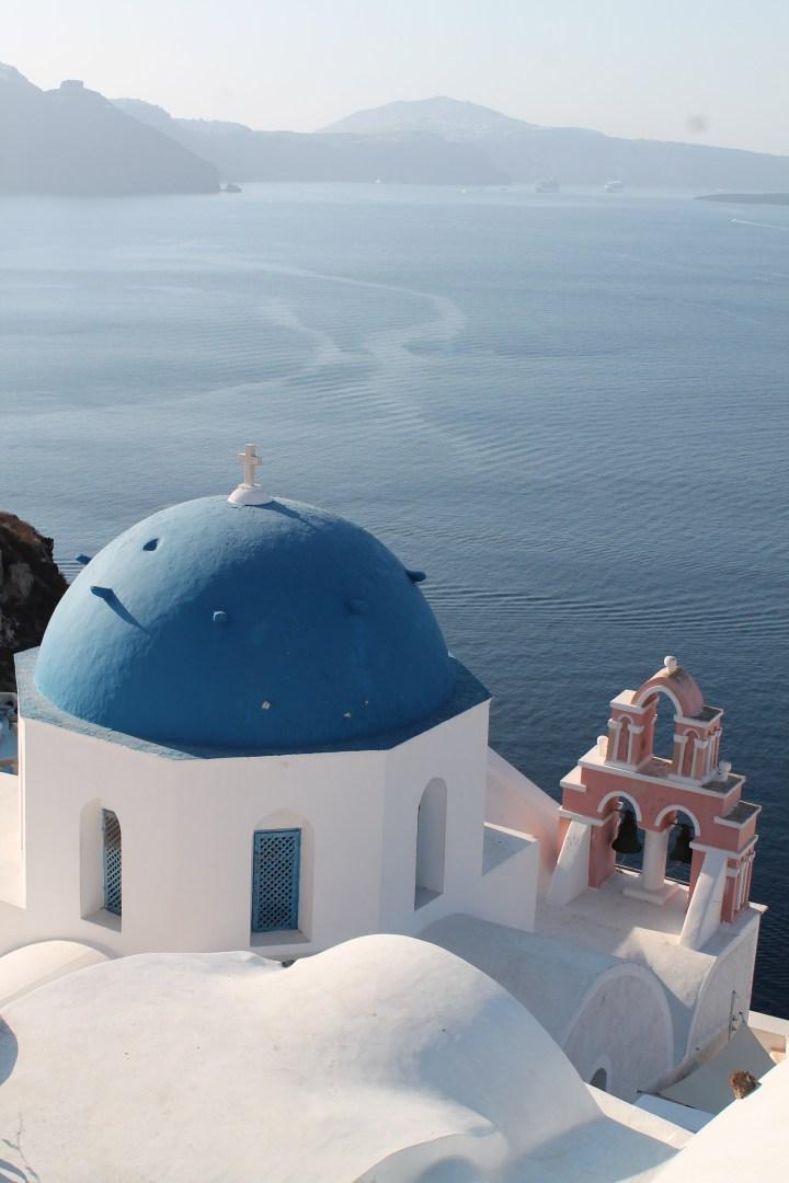 Les Cyclades – La magie de Santorin