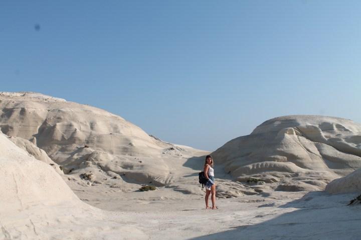 Les Cyclades – Les merveilles de Milos