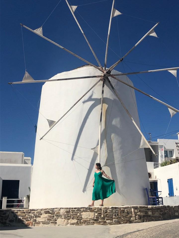 Les Cyclades – Premiers pas à Paros / Antiparos