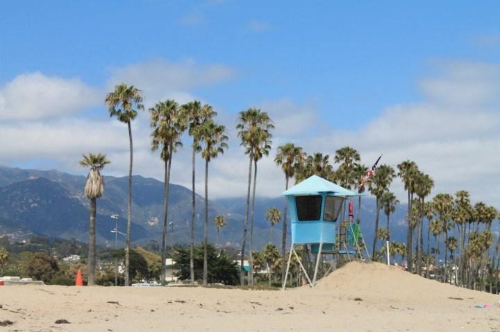 De Los Angeles à Santa Barbara
