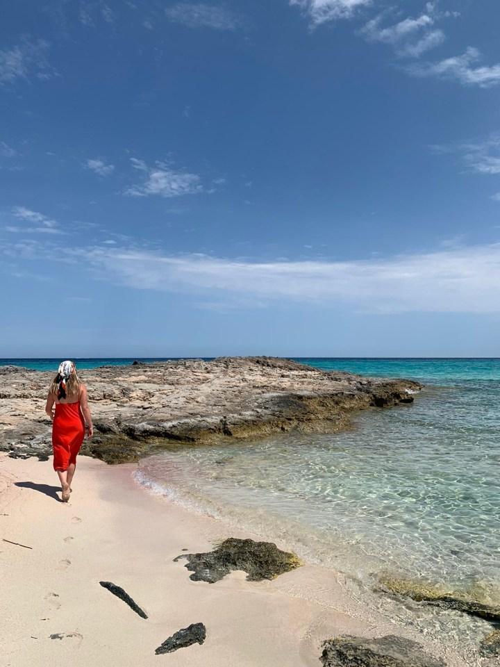 Détente à Ibiza