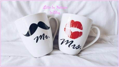 Mug Mr&Mrs
