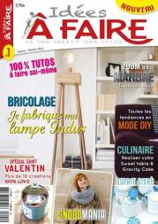 """magazine """"Idée à faire"""""""
