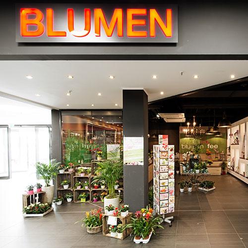 Shops  LilienthalCenter Mannheim