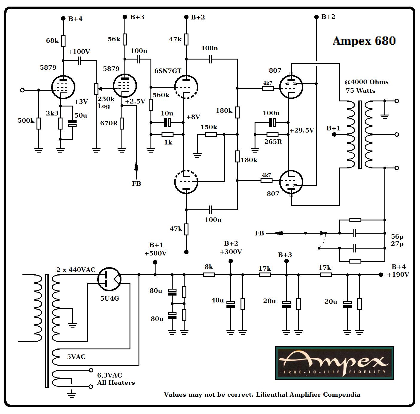 100 Amplifiers Part 3 59
