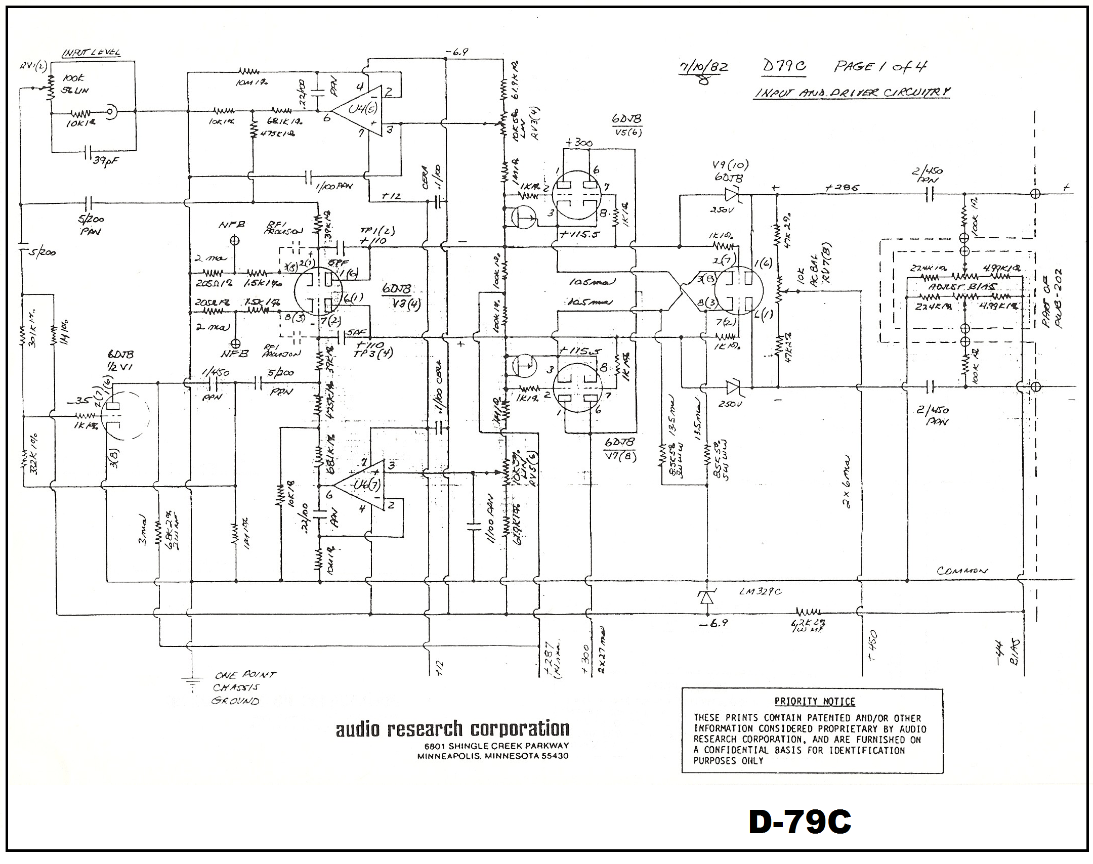 Carvin V3 Schematic | Wiring Diagram on