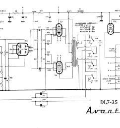 avantic dl7 35 el34 pp mullard circuit [ 3232 x 2280 Pixel ]