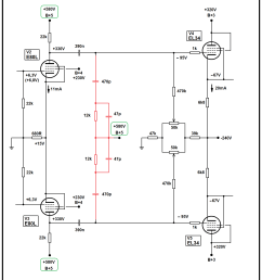 illustration philips el6471 feature of el6472 amplifier compendium [ 1728 x 1948 Pixel ]