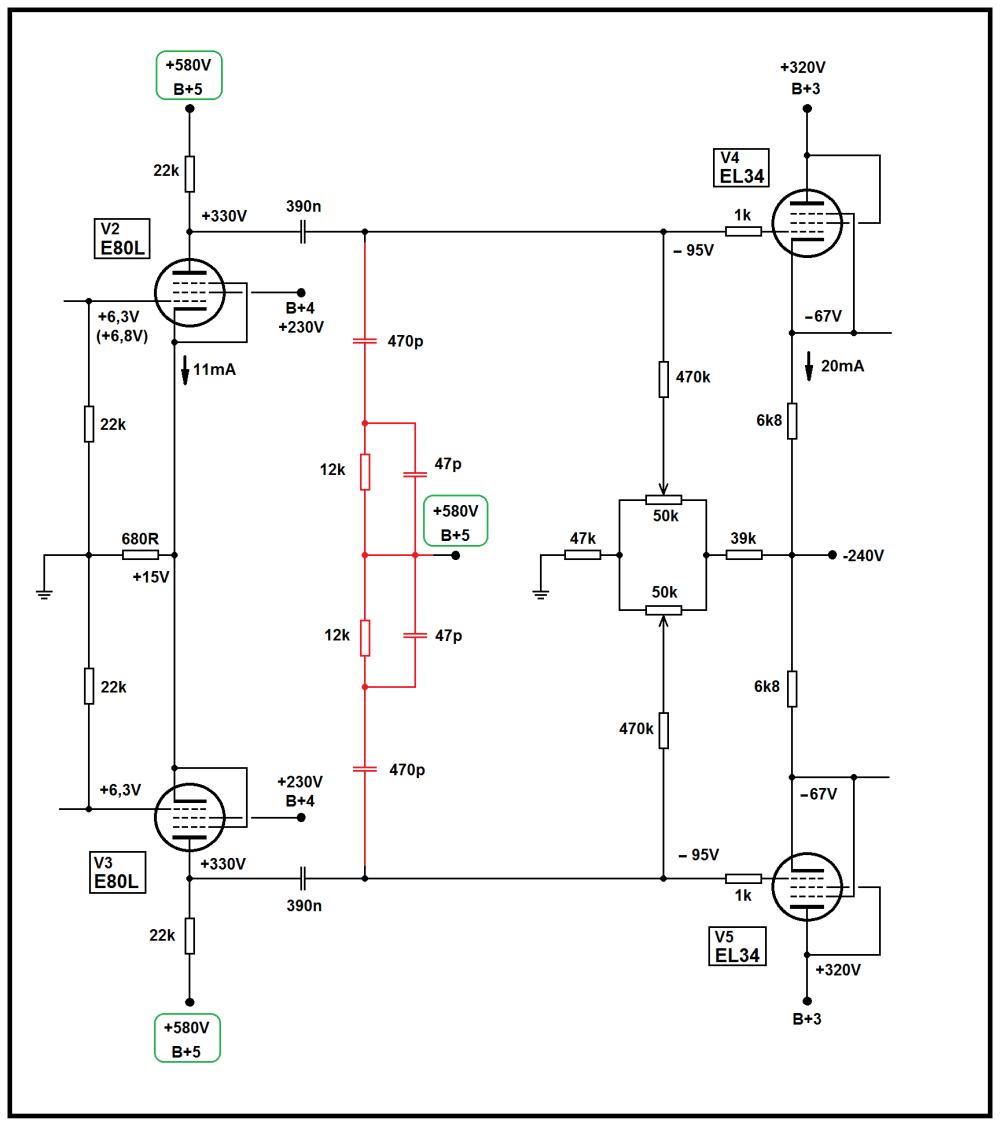 medium resolution of illustration philips el6471 feature of el6472 amplifier compendium