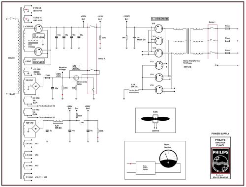 small resolution of philips el6471 qb35 750 pp power supply ed