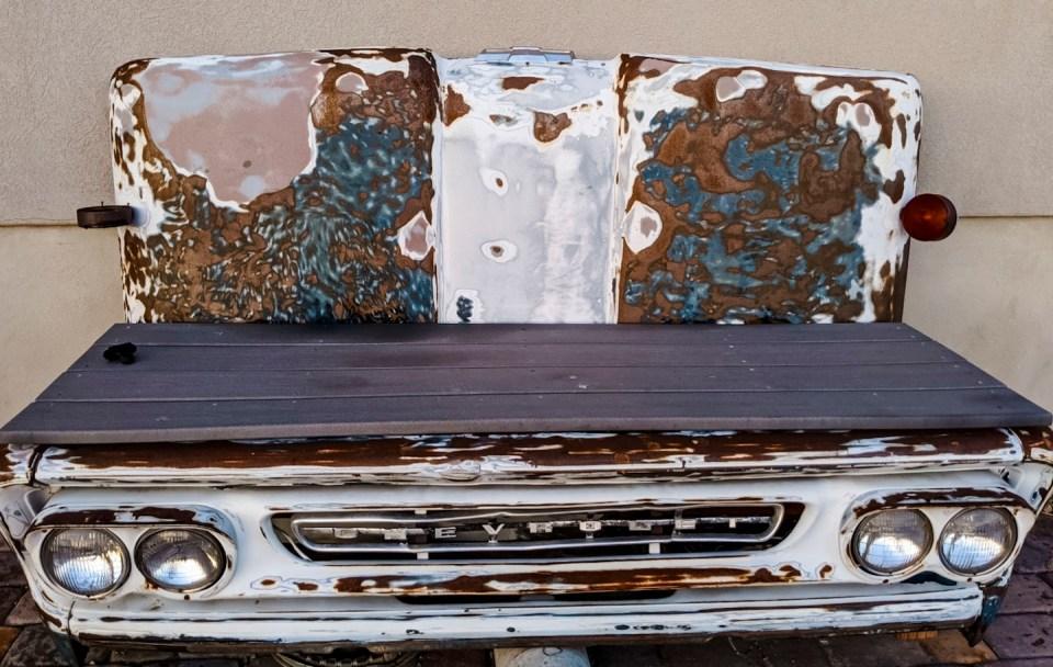 Truck Bench