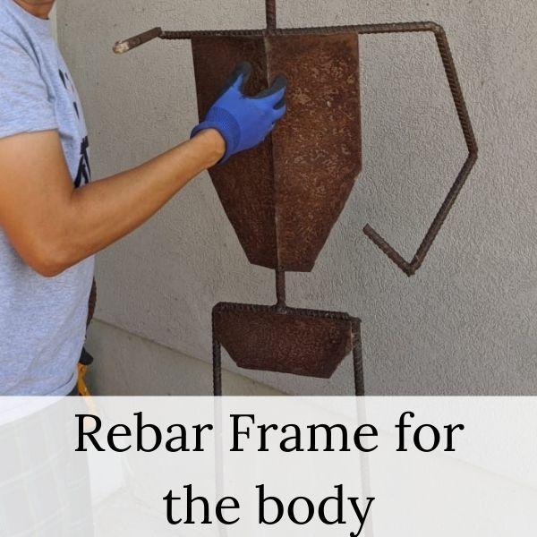 Rebar Body Frame