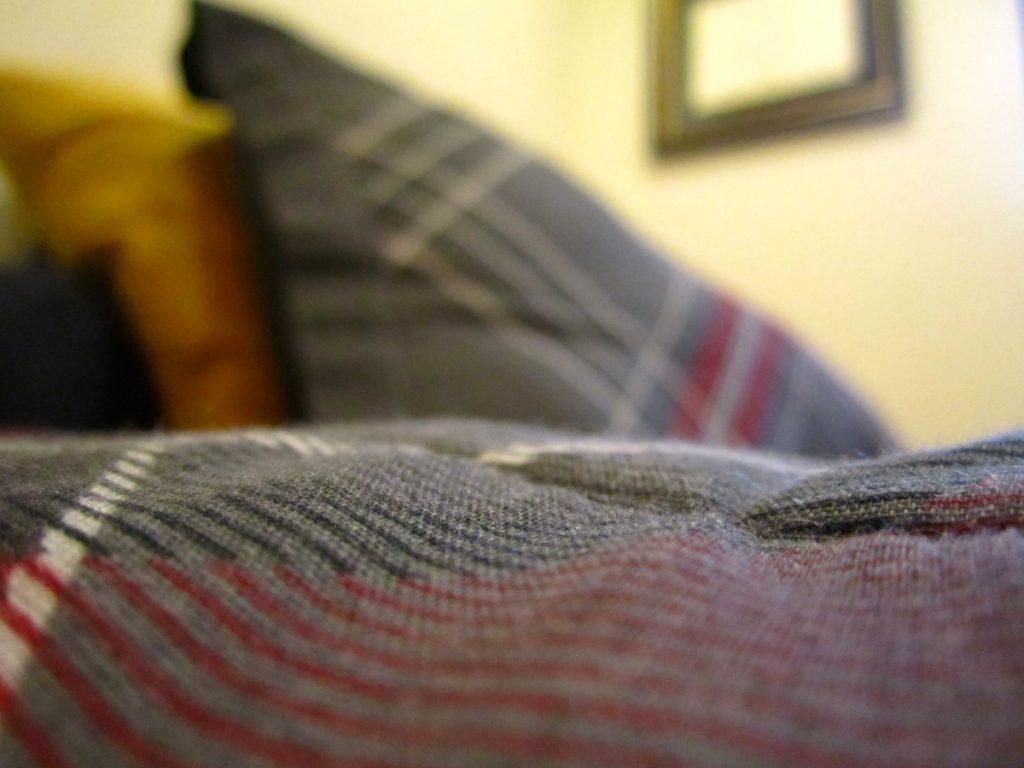 34 CU bed