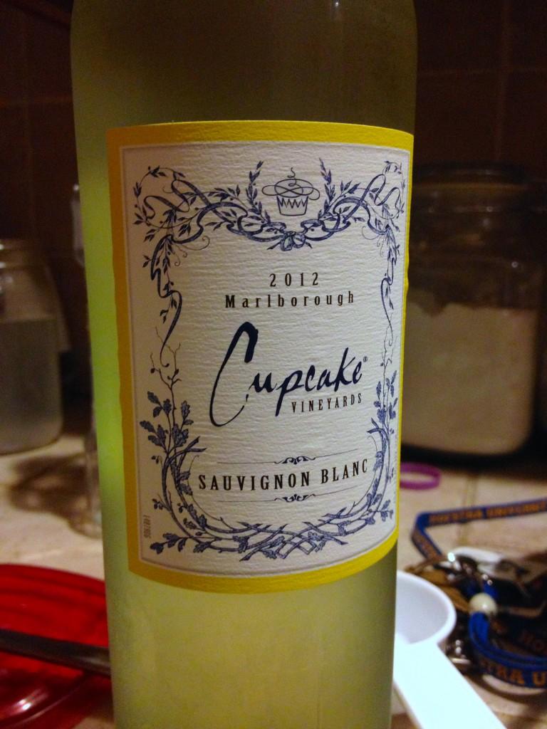 Cupcake White Wine