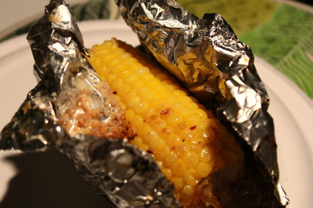 John's Mexican Corn