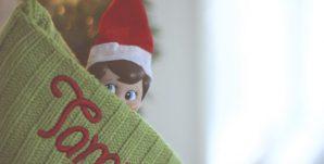 Elf on the Shelf: Hide and Seek