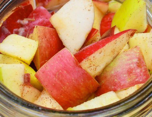 Apple Cider Spiced Sangria