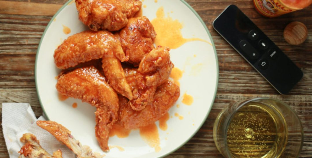 John Legend's Fried Chicken Wings